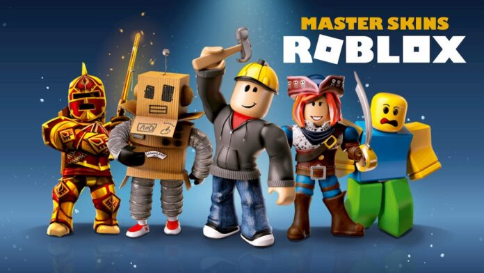 Roblox different characters