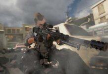 Call of Duty Mobile Sniper Quickscope