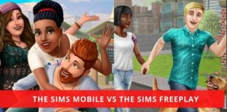 Major differences in between The Sims Mobile Vs The Sims Freeplay