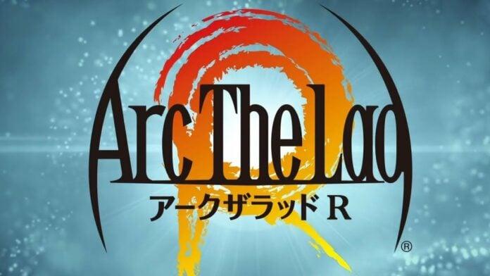 Arc the Lad R