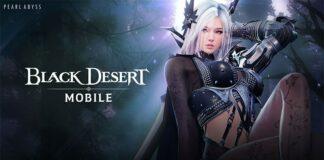 Black Desert Mobile all character