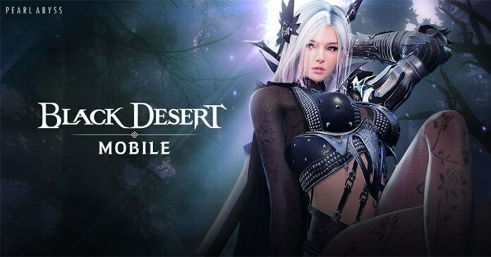 Black Desert Mobile all character