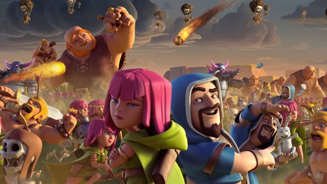 Clash of CLans updates and patch notes