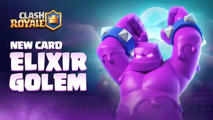 Guide for using Elixir Golems in Clash Royale