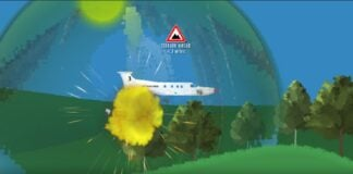 Flight Simulator 2D