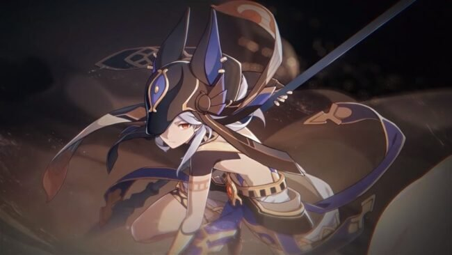 Genshin Impact All Dendro Characters