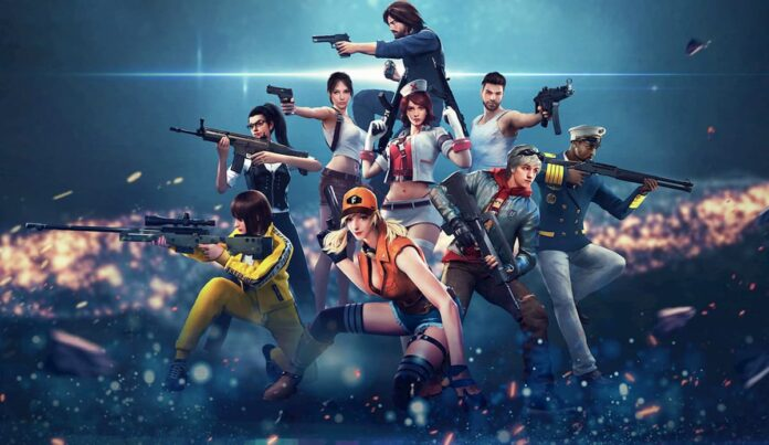 Free Fire Othos details