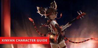 Xinyan Character GUide