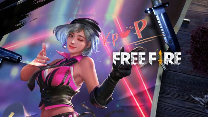 Garena Free Fire- Using a glider