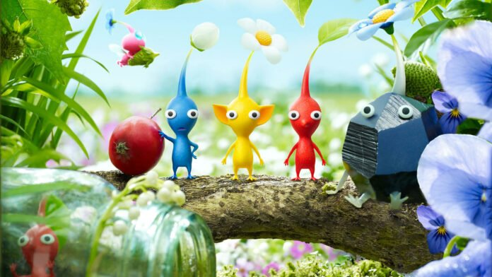 List of all enemies in Pikmin 3