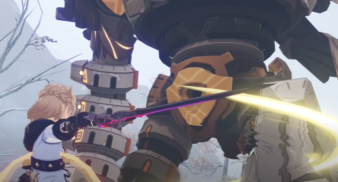 Festering Desire Sword Genshin Impact
