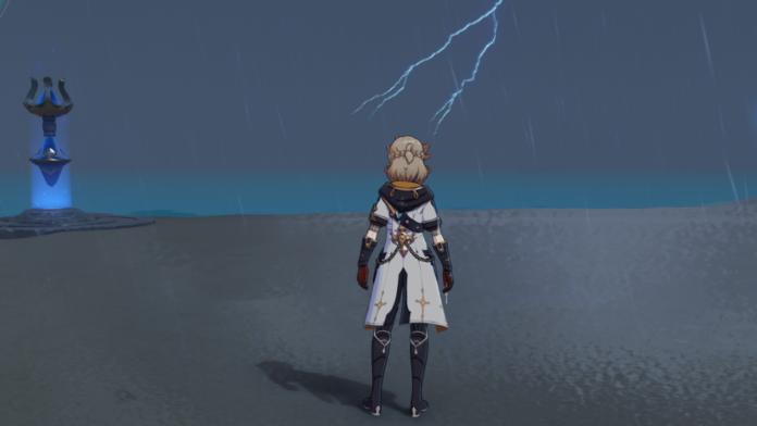 Genshin Impact Wrath of God