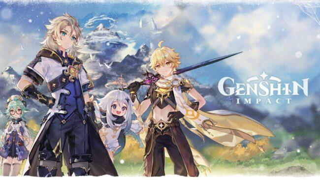 Genshin Impact Verson 1.2