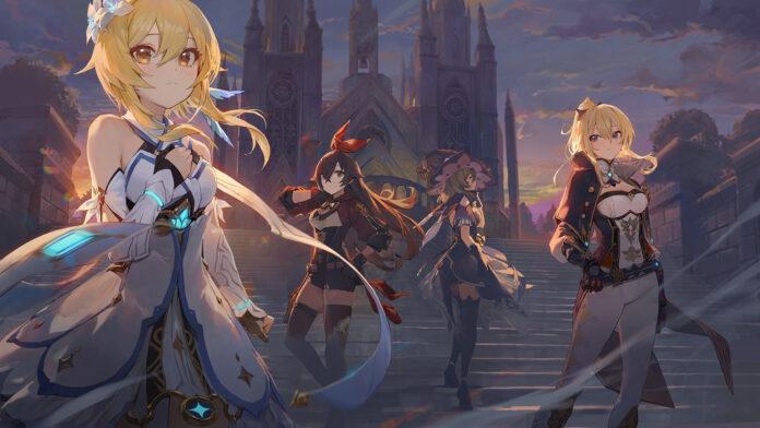 Genshin Impact All Free Playable Characters