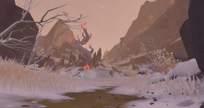Genshin Impact Frostbearing Tree Location