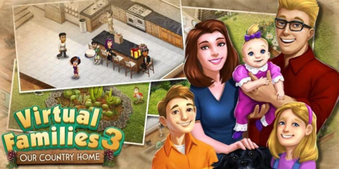 How to get rid of ants in Virtual Families 3
