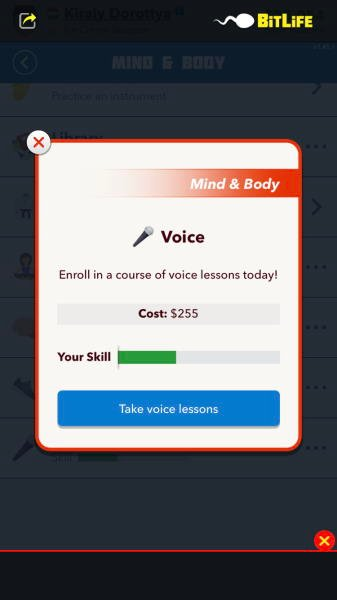 Bitlife How To Become A Singer Tips And Cheats Touch Tap Play