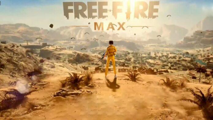 Free Fire Max APK OBB download