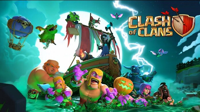 Clash of Clans World Championship bases