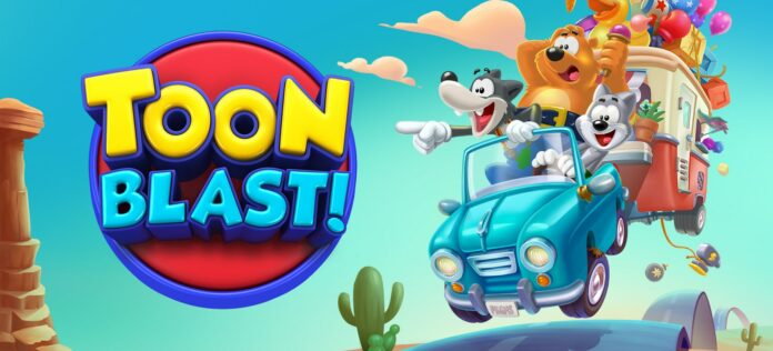 How to Get Free Coins in Toon Blast