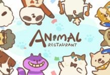 Animal_Restaurant Codes