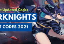 Arknights gift codes 2021