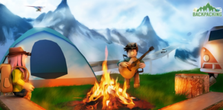 Roblox Backpacking Codes 2021