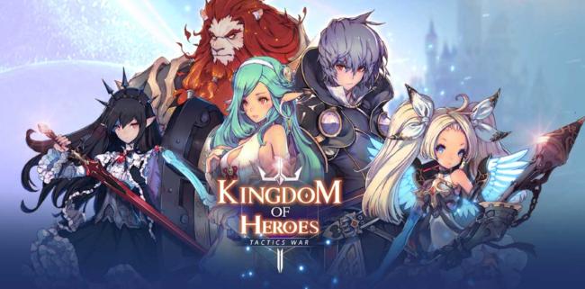 Kingdom of Heroes: Tactics War Coupon Codes