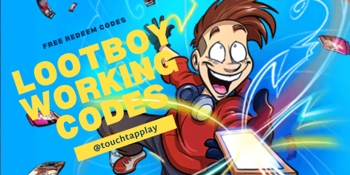 LootBoy Working Codes