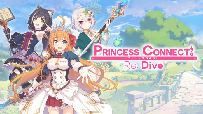 Princess Connect Re Dive error code 100 fix
