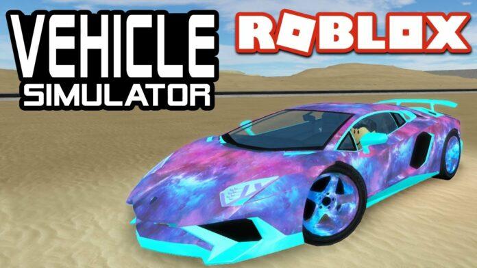Roblox Vehicle Simulator Redeem Codes 2021
