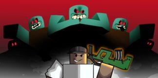Roblox Zombie Strike