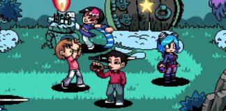 Scott Pilgrim vs. The World: The Game Complete Edition
