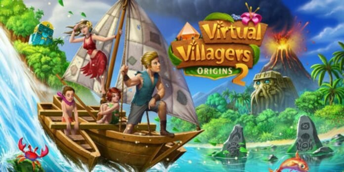Virtual Villagers Origins 2 Fishing Guide