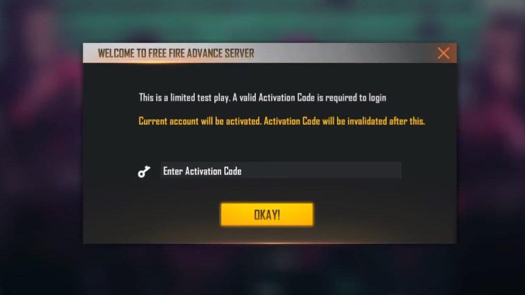 Hasil gambar untuk Free Fire Advanced Server 2021