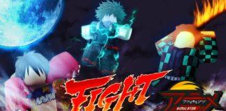 Roblox Anime Fighting Simulator Codes 2021