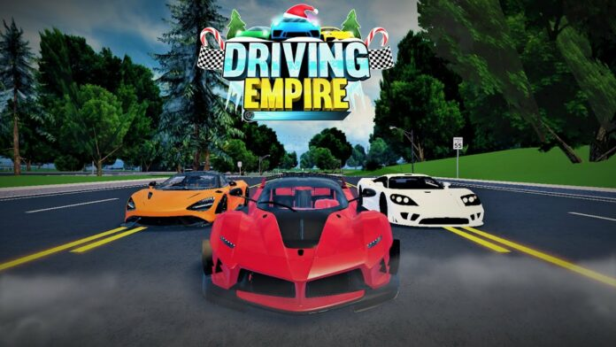 Driving Empire Codes 2021