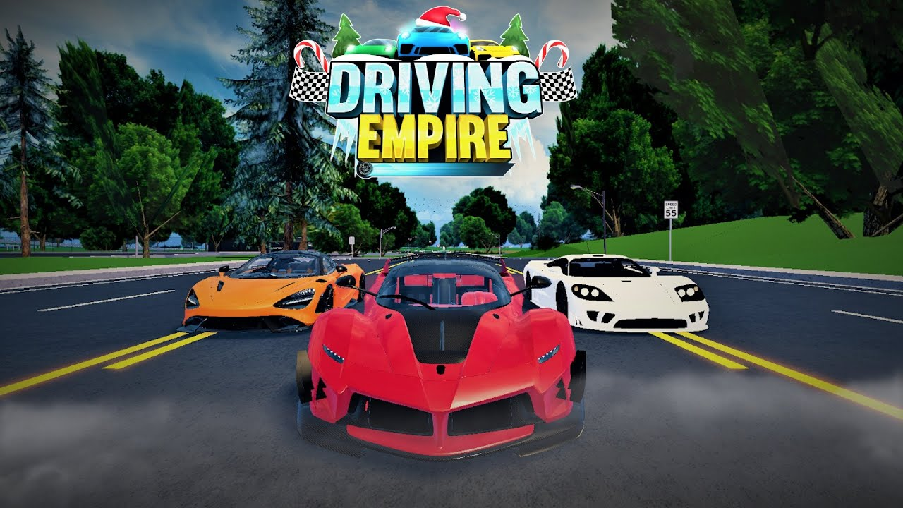 Codes For Driving Empire 2020 : Roblox Driving Empire ...
