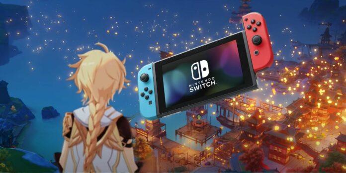 Genshin Impact Nintendo Switch Official Release