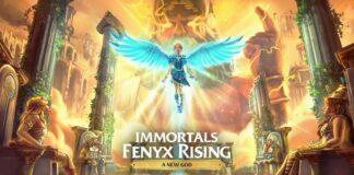 Immortals: Fenyx Rising A New God DLC