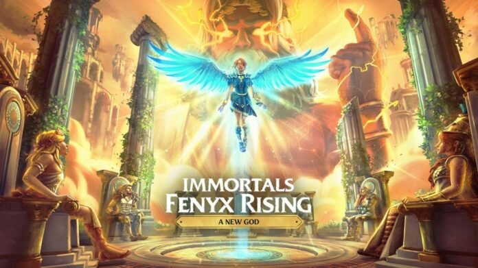 Immortals: Fenyx Rising A New God DLC