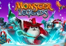 Monster Legends all elements