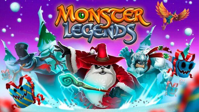 Monster Legends all elements