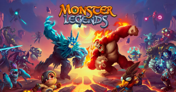 Monster Legends free gems