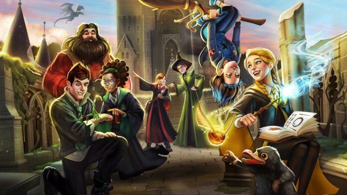 How to restart Harry Potter Hogwarts Mystery