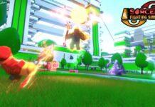 Sorcerer Fighting Simulator