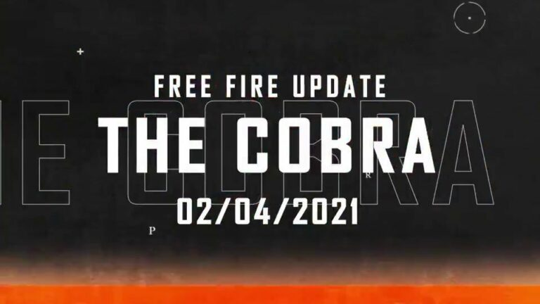 Free Fire The Cobra Update Apk Download Link For Android Touch Tap Play