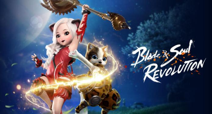 Blade & Soul Revolution Cheat Codes