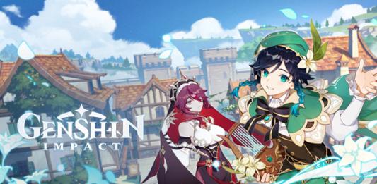 Genshin Impact 1.4 update