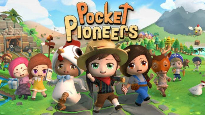 Pocket Pioneers How to sell items